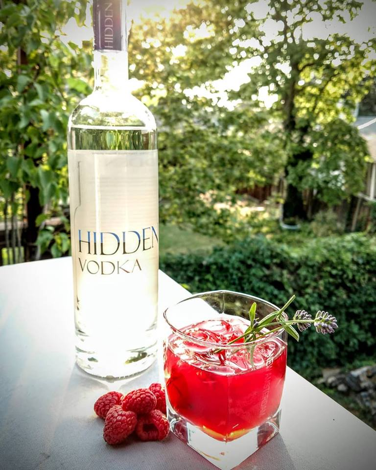 Hidden Vodka