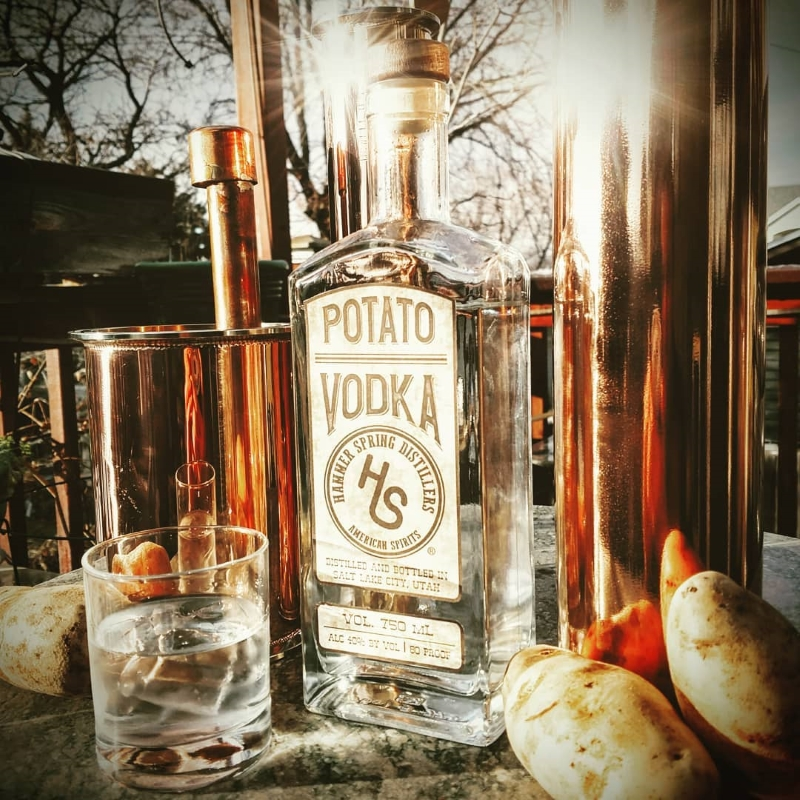 Potato Vodka